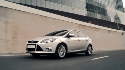 Ford Focus TRQ Sedant