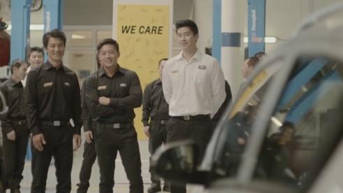 Chevrolet I Care