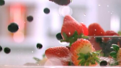 Bretaña Frutos rojos