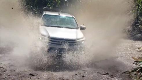 Toyota Hilux Espeólogo
