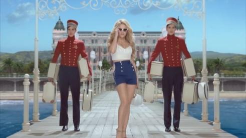 Costa Cruceros Shakira